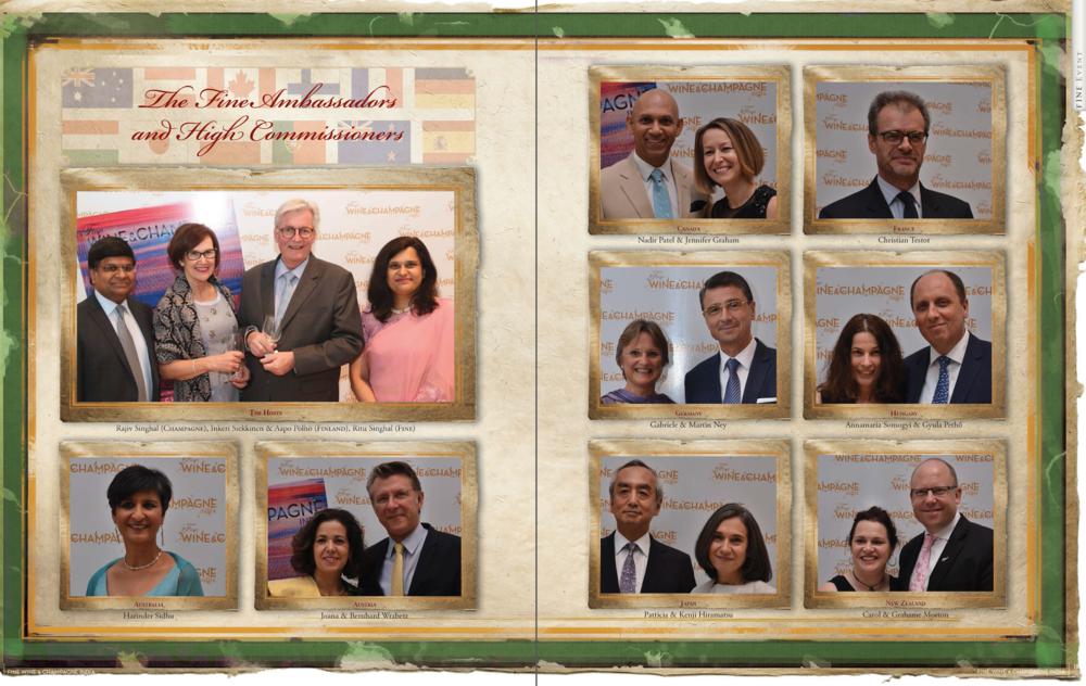 The Fine Ambassadors