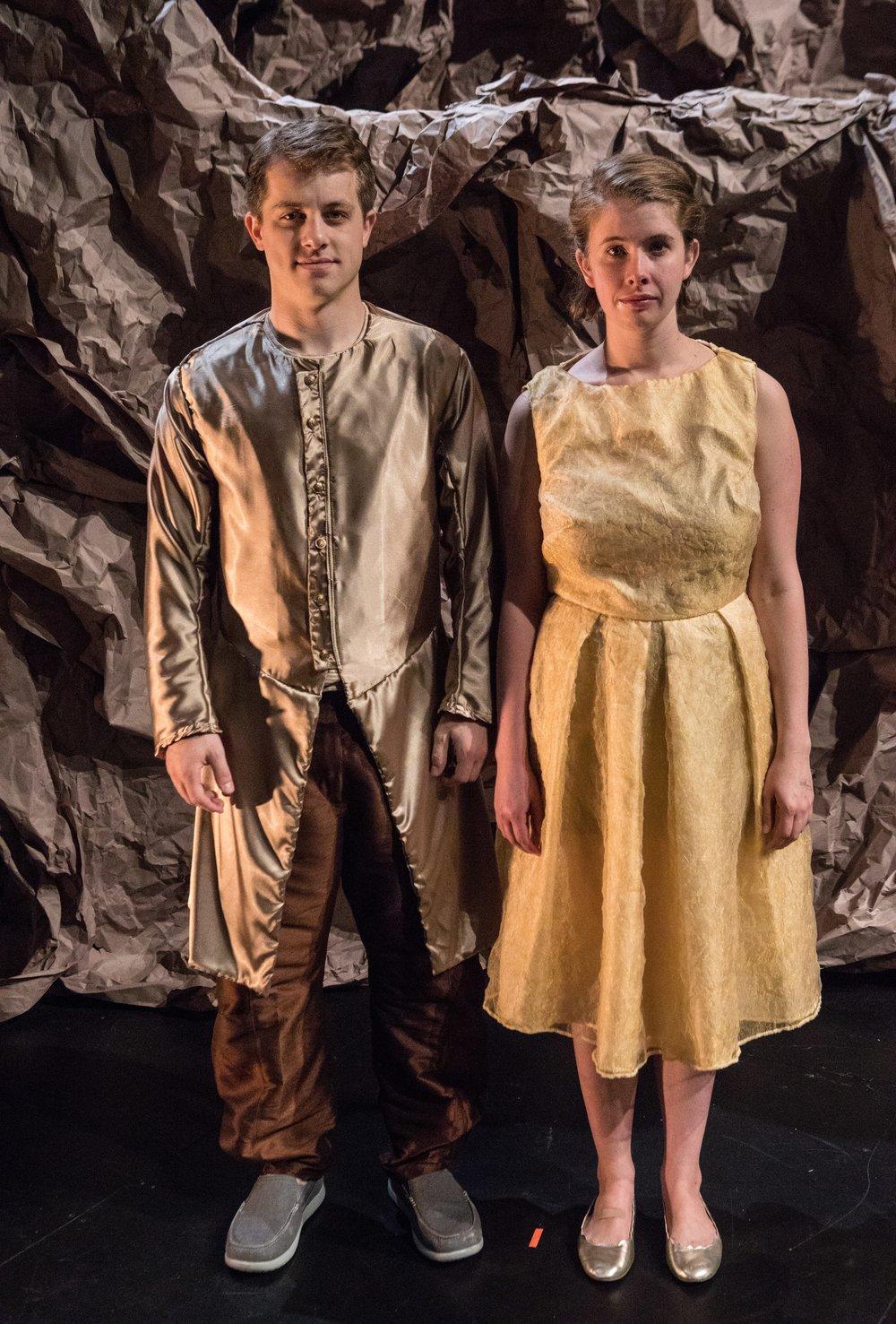 Romeo and Juliet Dress