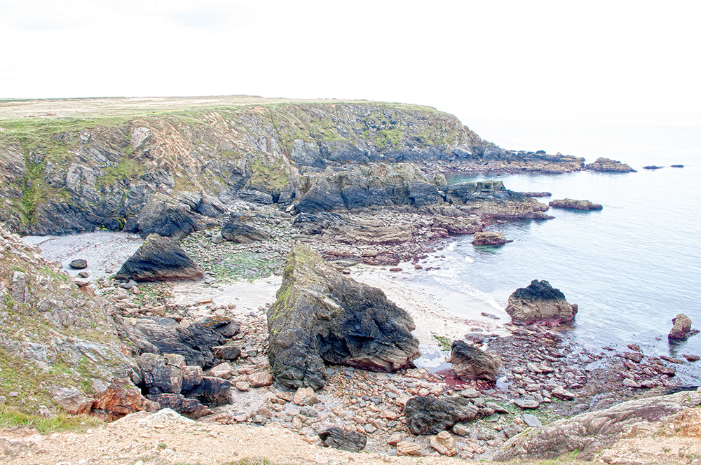 Skomer III, Pembrokeshire, Southwest Wales