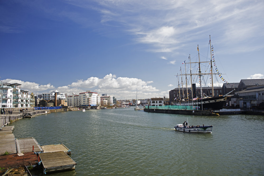 Floating Harbour & SS Great Britain, Bristol