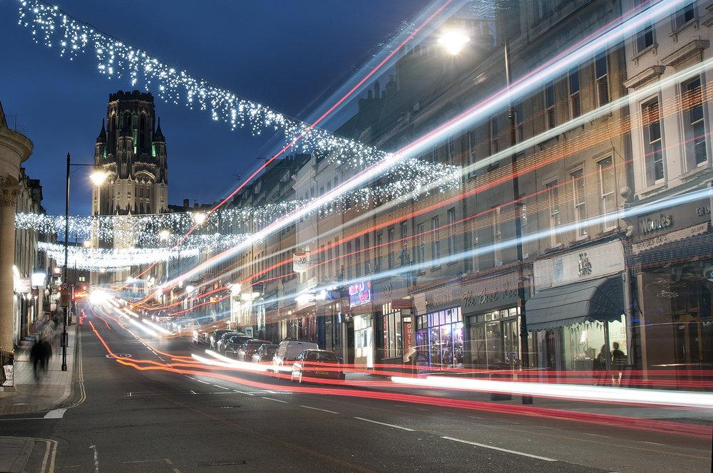 Christmas on Park Street, Bristol