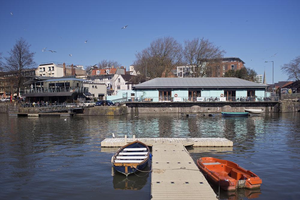 Severn Shed, Bristol
