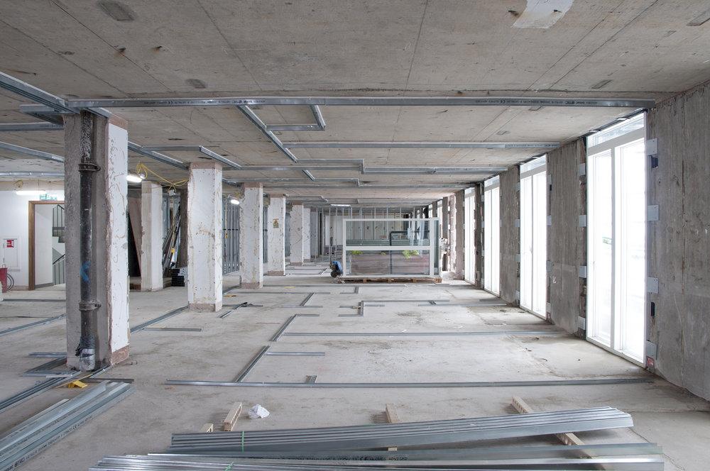 Property development progress documentation
