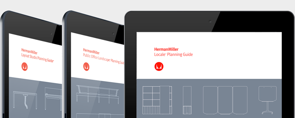 Herman Miller Planning Guides – Design System