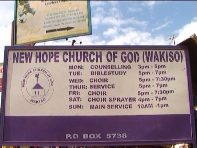 New Hope Church of God (Wakiso)