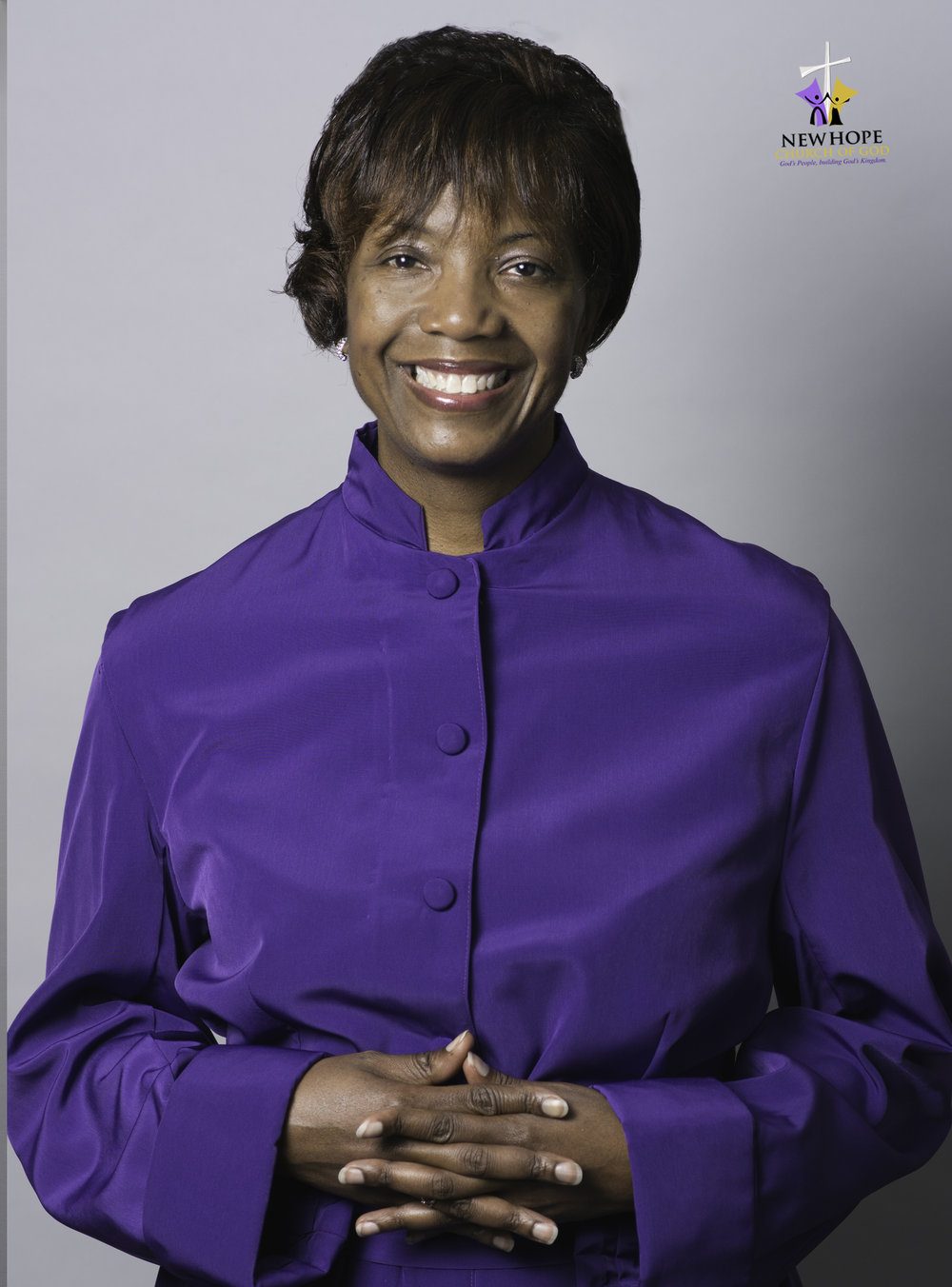 Pastor Sharon Jones,  First Lady