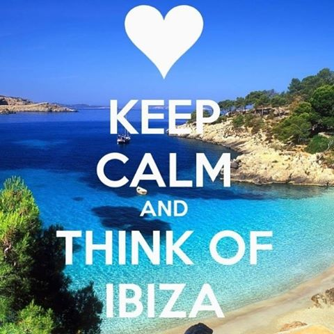The ground might be frosty... our skin hasn't seen the sun in a while... our swimwear has been moved to the back of the wardrobe... But! One thing keeps us going through the winter months! Dreams about our favourite Island! 😊😊😊😊🌴☀️🍍💕👙 #dreaming #summer #sunshine #warmth #sun #heat #ibiza #beach #holidays