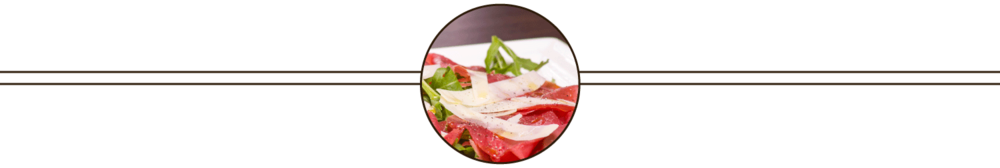Italian Restaurant Lunch Menu - Salads