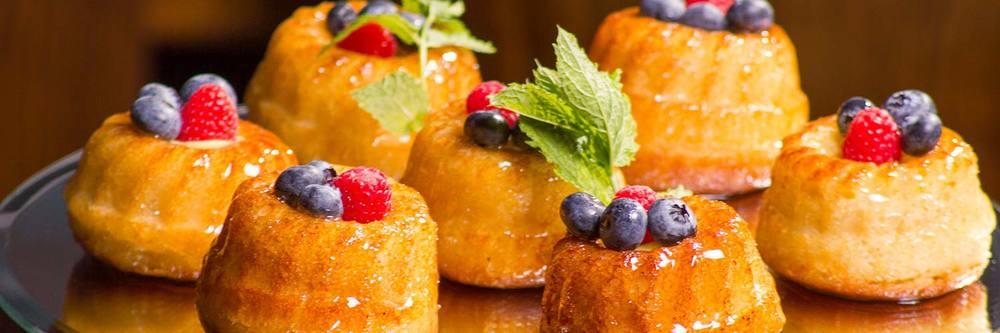 Best Italian Restaurants in Dublin - Dessert