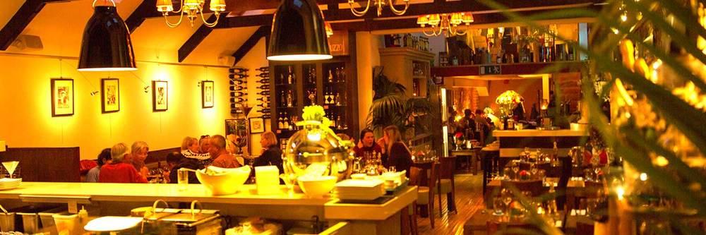 Italian Restaurants Dublin - Inside