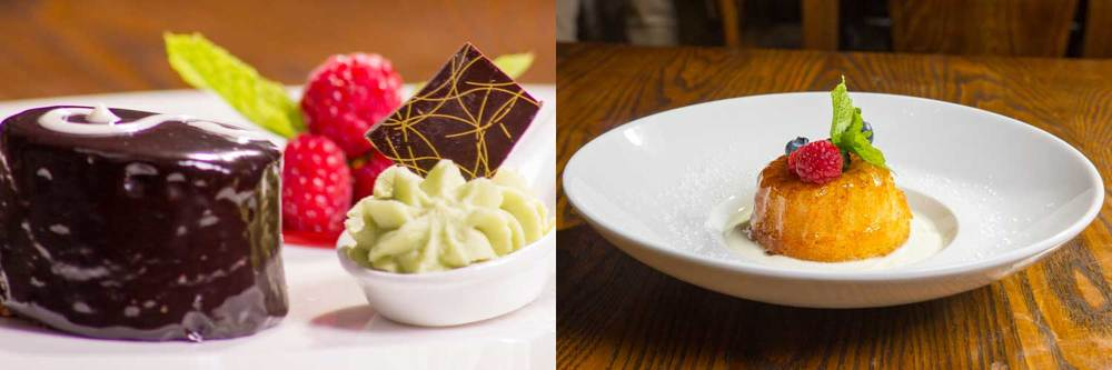 Best Italian Restaurant Dublin - Dessert Menu - Food