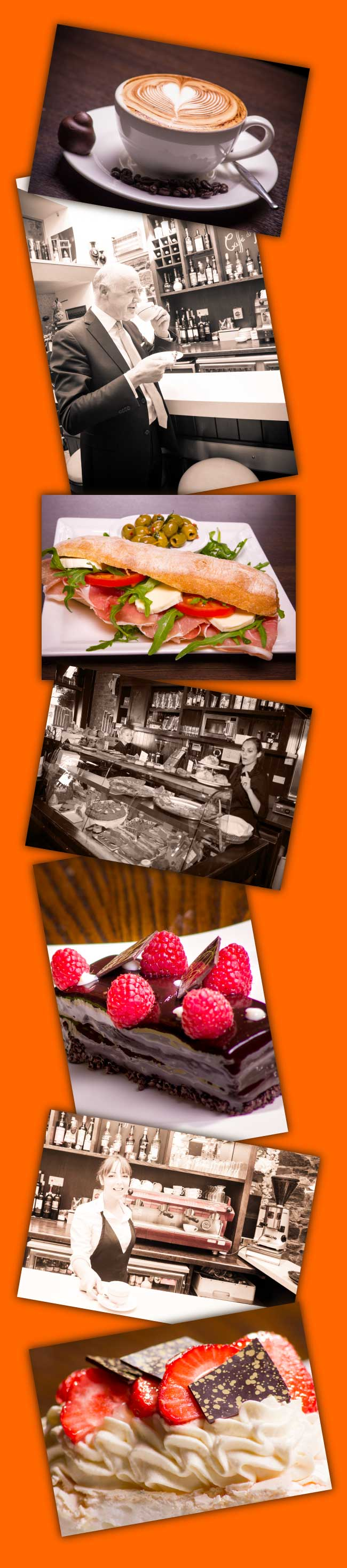 Italian Cafe Daytime