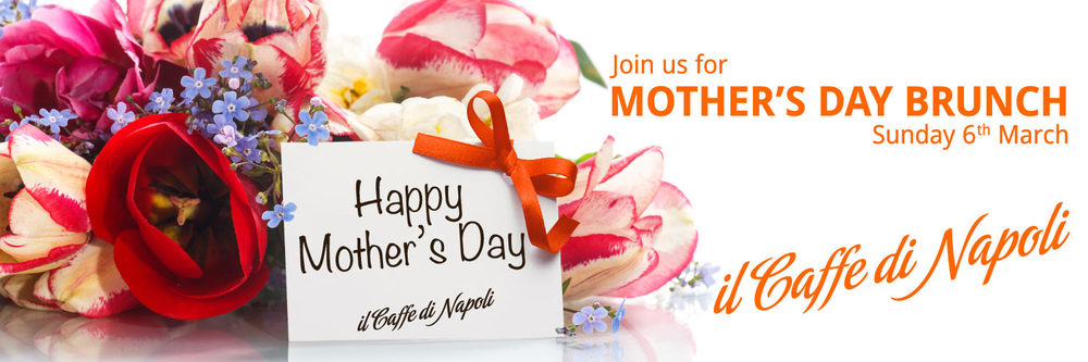 Italian Restaurant | Dublin City | Mother's Day Menu