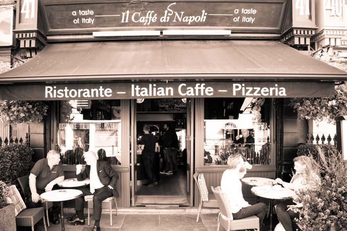 restaurant Dublin 2