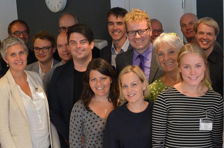 Foto: Wenche Nybø / Kulturdepartementet