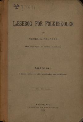 Trykk på boka for å se. Du grønne, glitrende tre, god dag! på side 159 i boka.