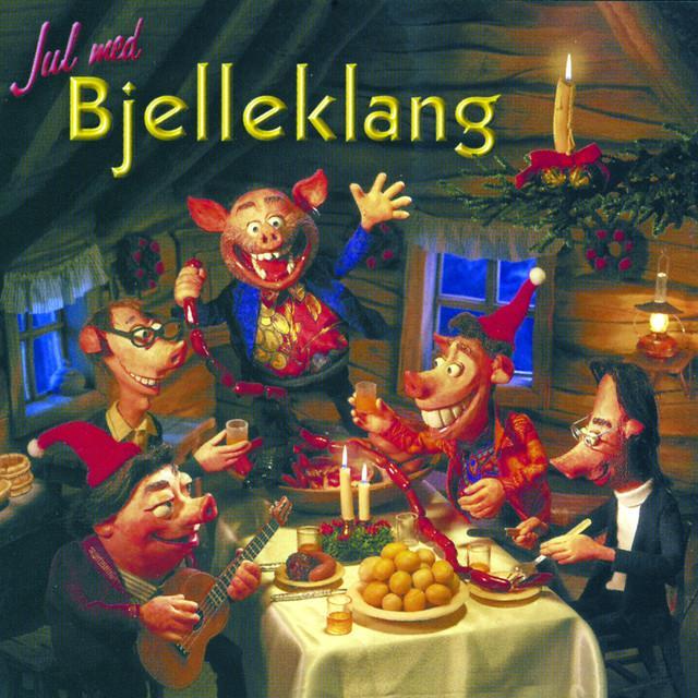 Hør Bjelleklang med Bjelleklang! Trykk på bildet (Spotify)