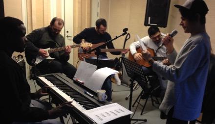Band for asylsøkere