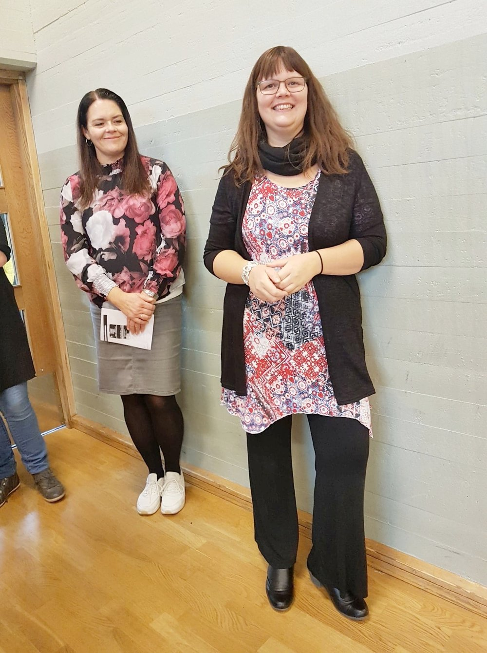 Ellen Holvik Heisholt, lærer Skavanger skole