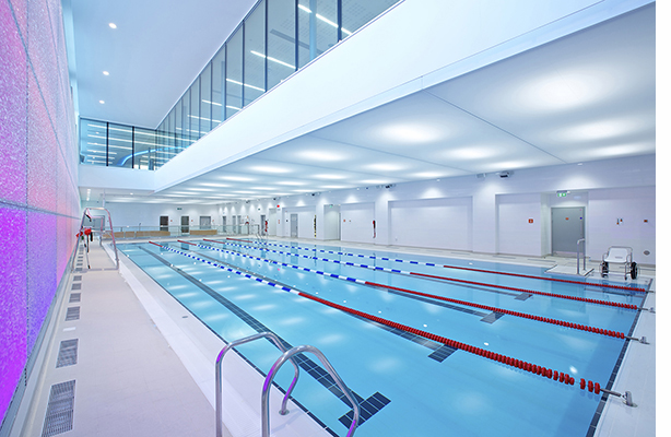 Pancras Leisure Centre