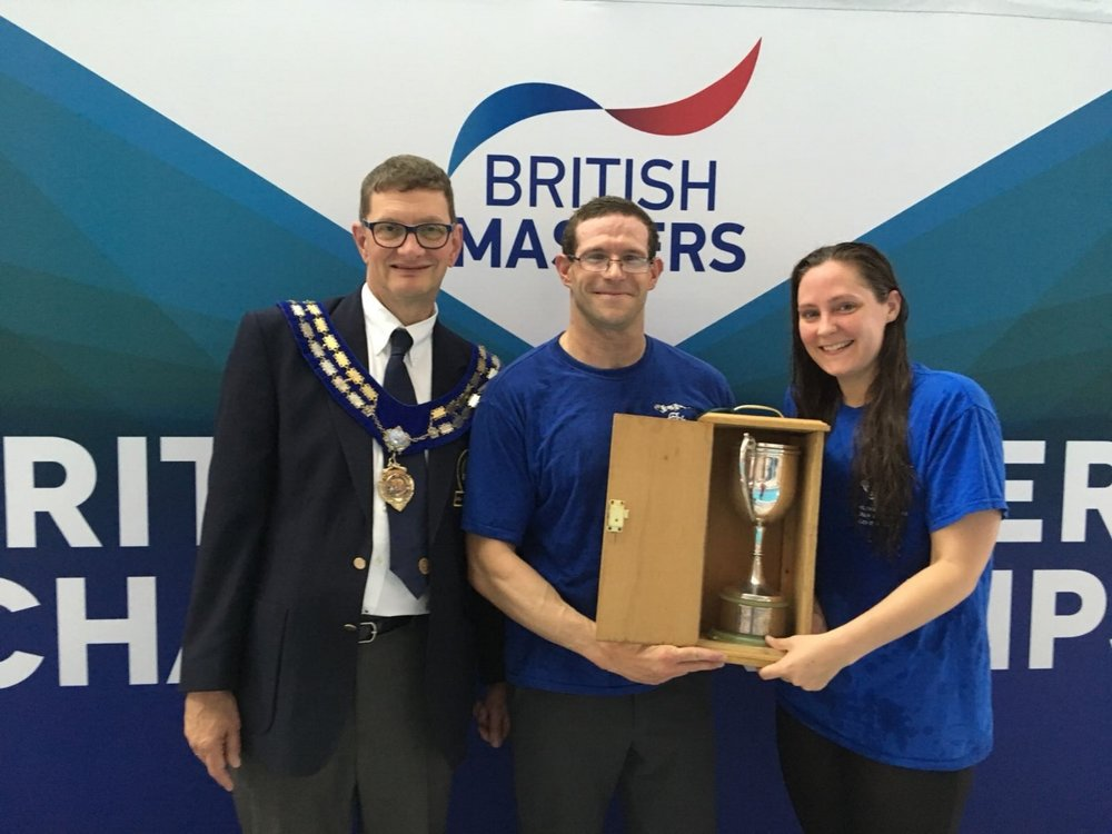 Otter closed the championships with 314 FINA points, winning the Cupar Trophy Top Club Award. - Read more here