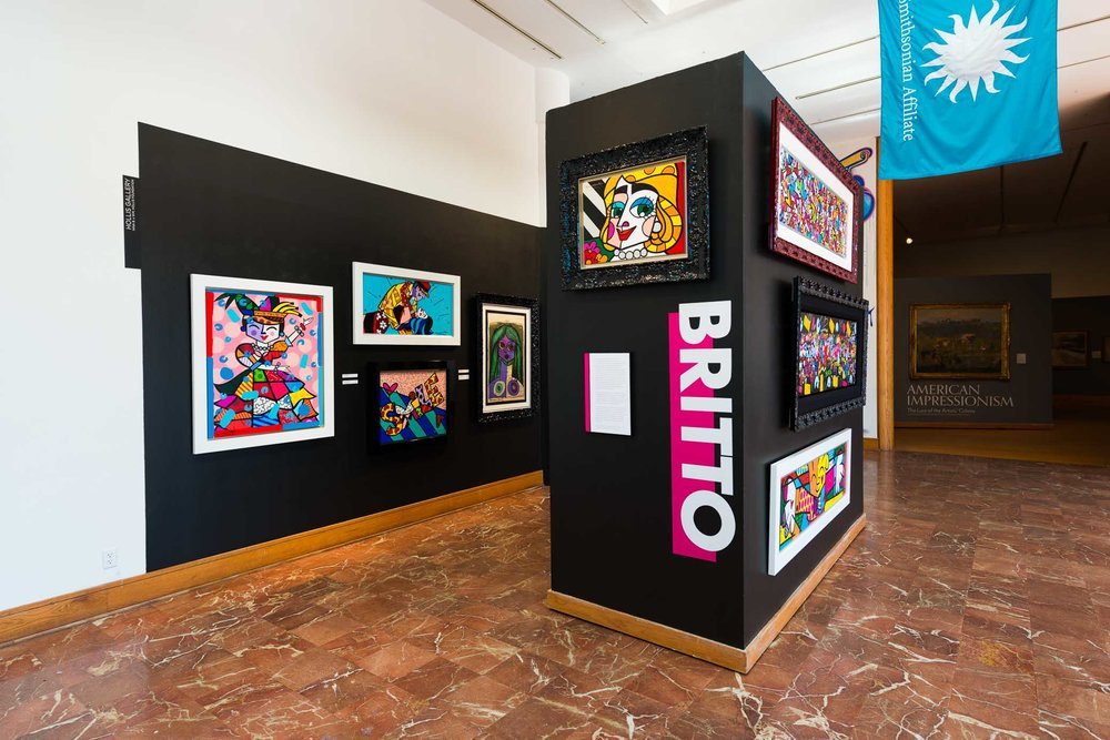 Romero Britto Pop-Up Exhibition & Sale