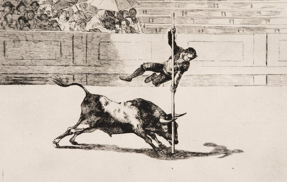 Masters Of Spain Goya And Picasso Polk Museum Art At Florida Southern College
