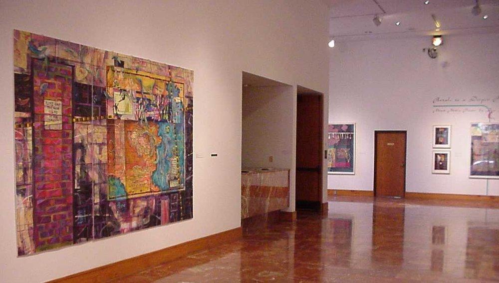 Portals to a Deeper Place, 2001.