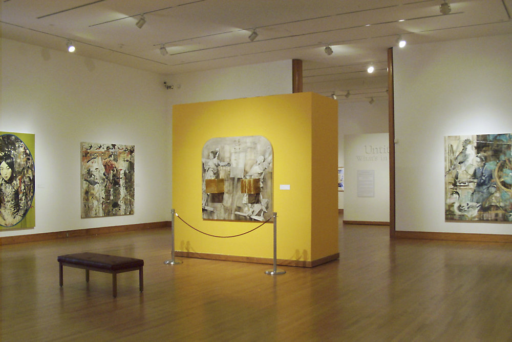 The Narrative Paintings of Hung Liu, 2002.