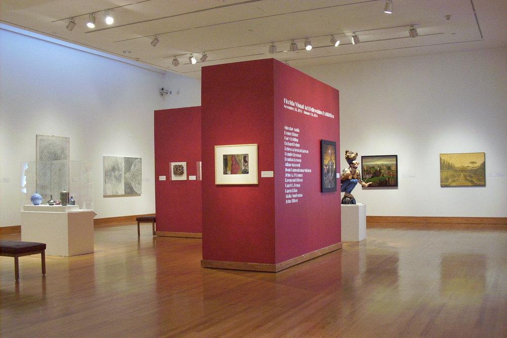 Florida Visual Arts Exhibition, 2003-2004.