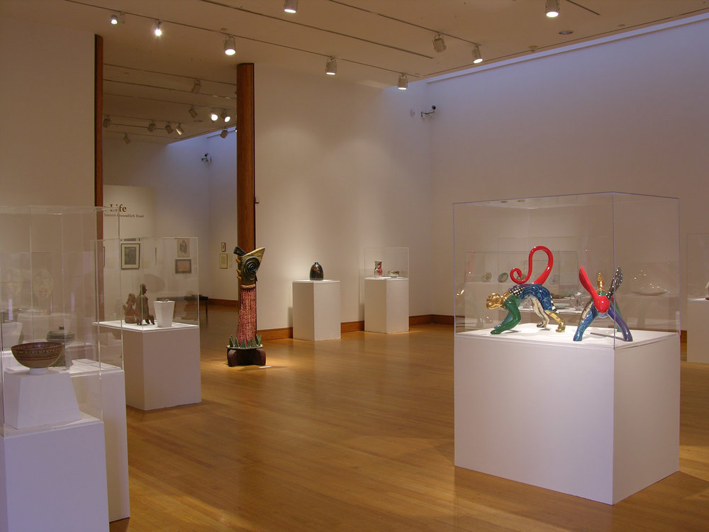 From the Good Earth: ceramic Artworks From the Permanent Collection, 2005.