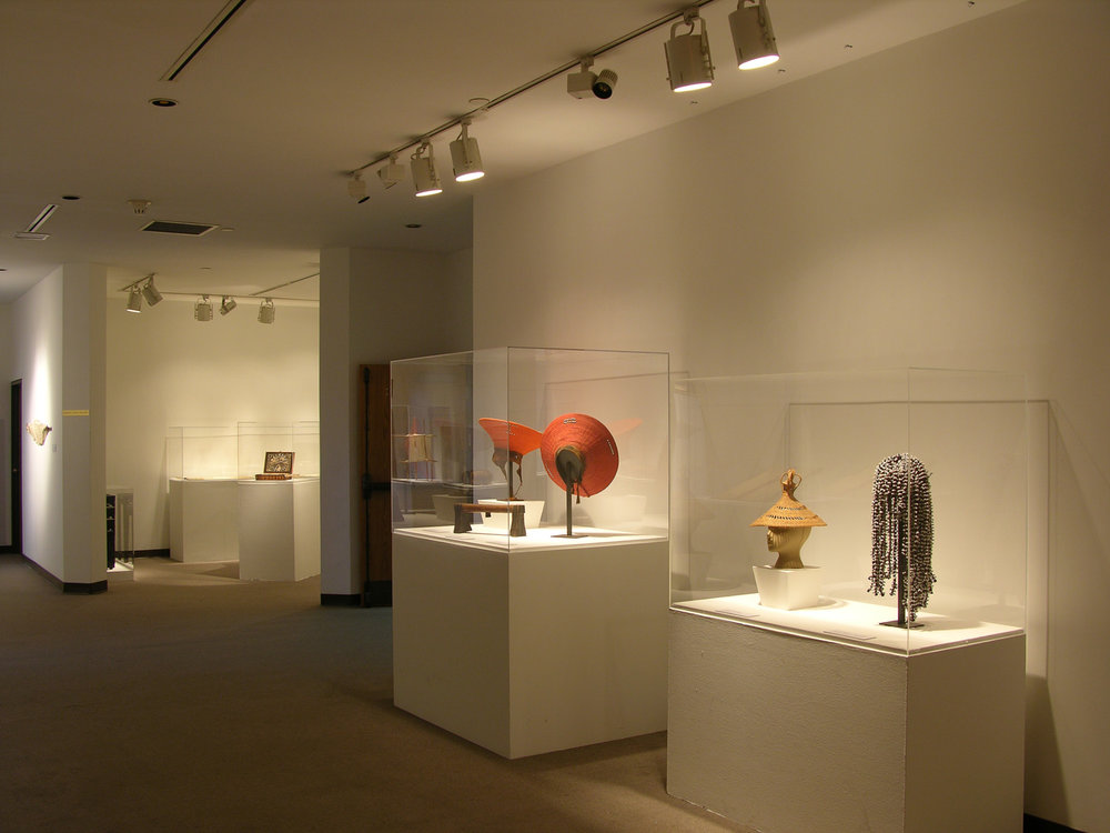 Life as Art: Wood and Fiber Art From the Permanent Collection,  2005-2006.