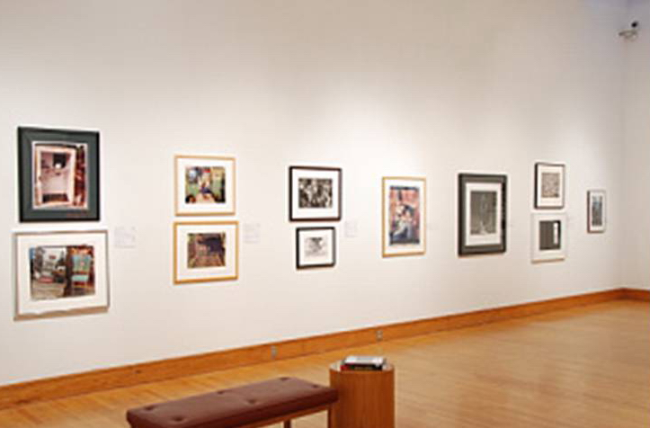 Photography From the Permanent Collection,  2009.