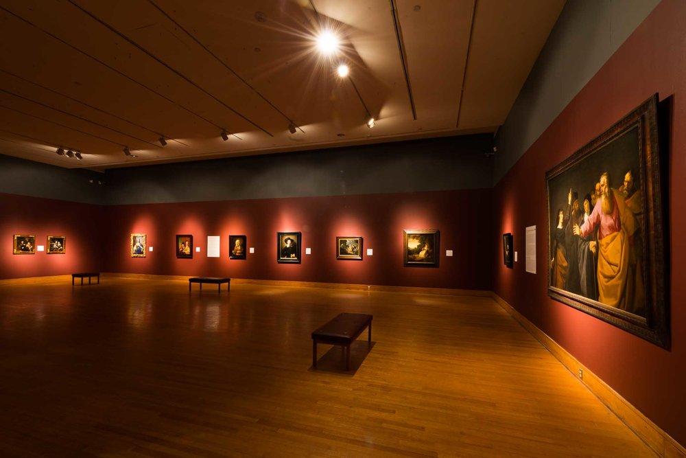 "2017 Exhibition - ""REmbrandt's Academy"""