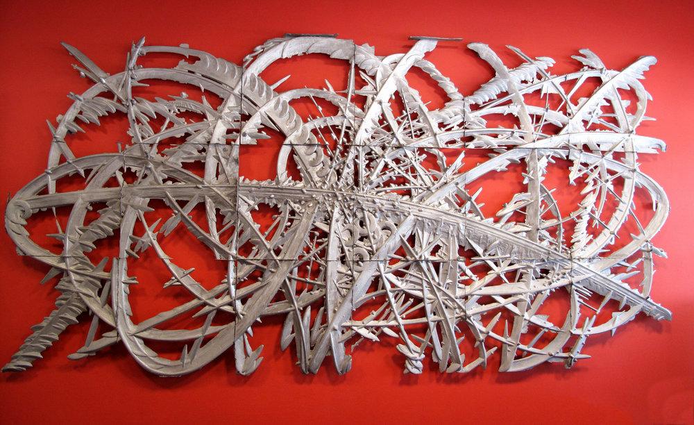 Paul Fullerton, Cayocosta Rondo, cast aluminum