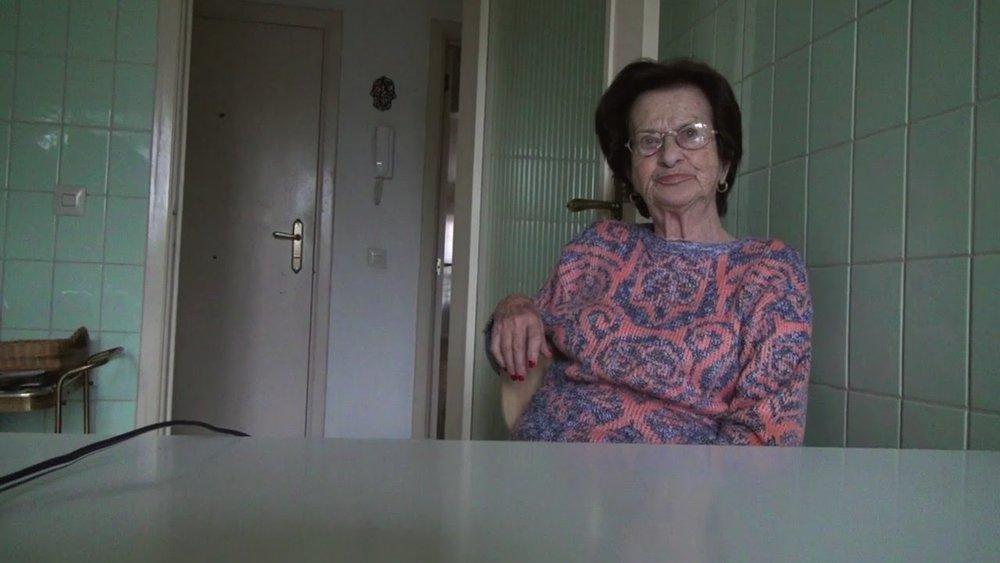 No Home Movie, Chantel Akerman, 2015