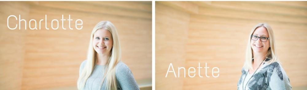 Sum Regnskap ønsker velkommen til Anette og Charlotte i Tønsberg!