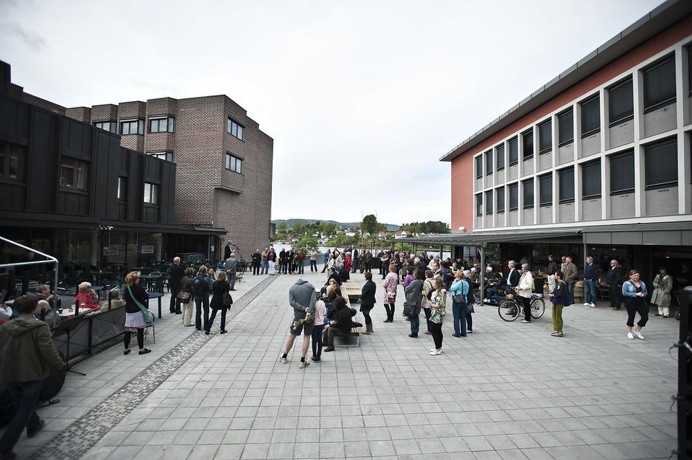 Nye Nordentorget (foto Dag Jenssen)