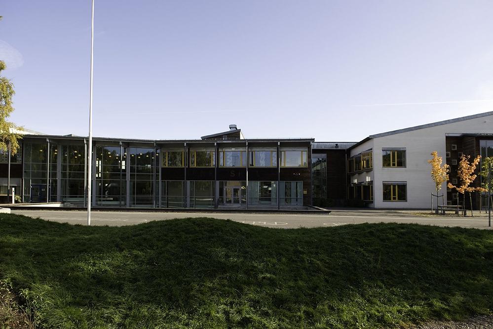 Terrengformer og skoleplass (foto: Dag Jenssen)