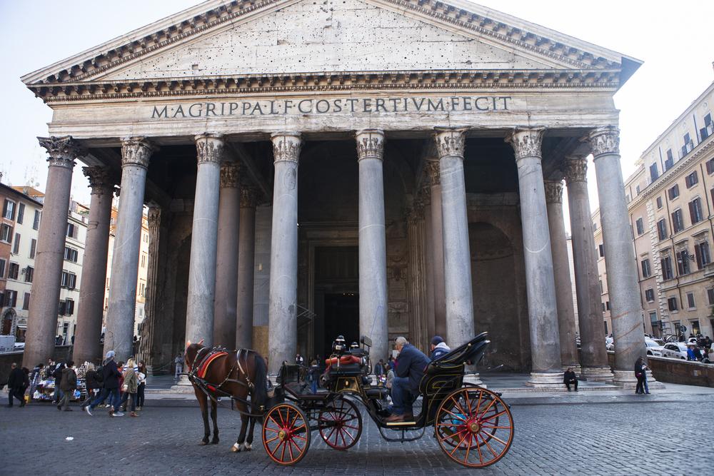 Rome   Teaser