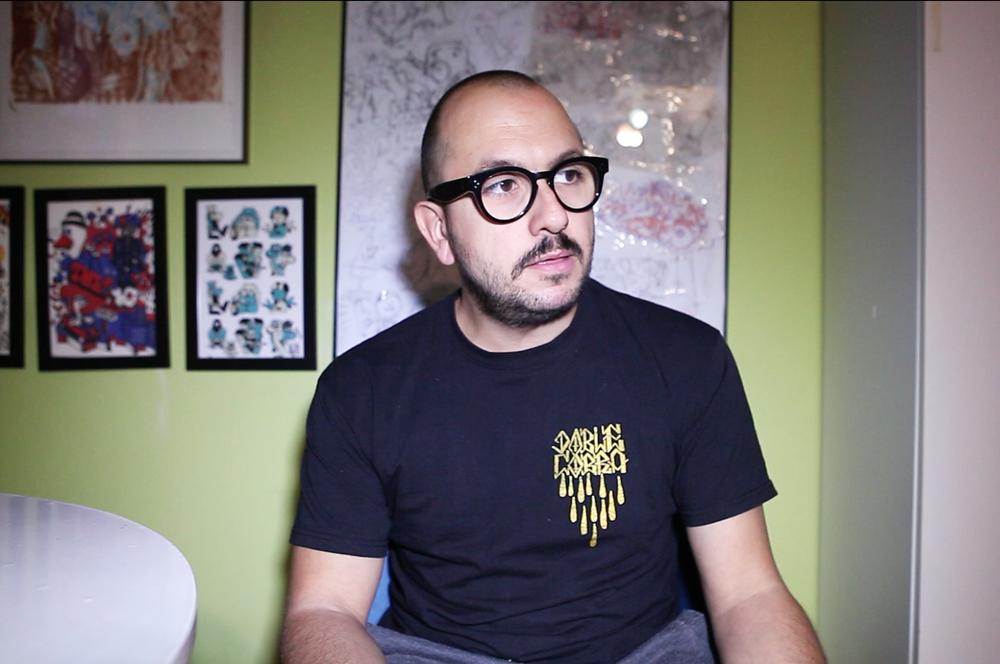 Margarito de la Guetto Visual Artist - Barcelona