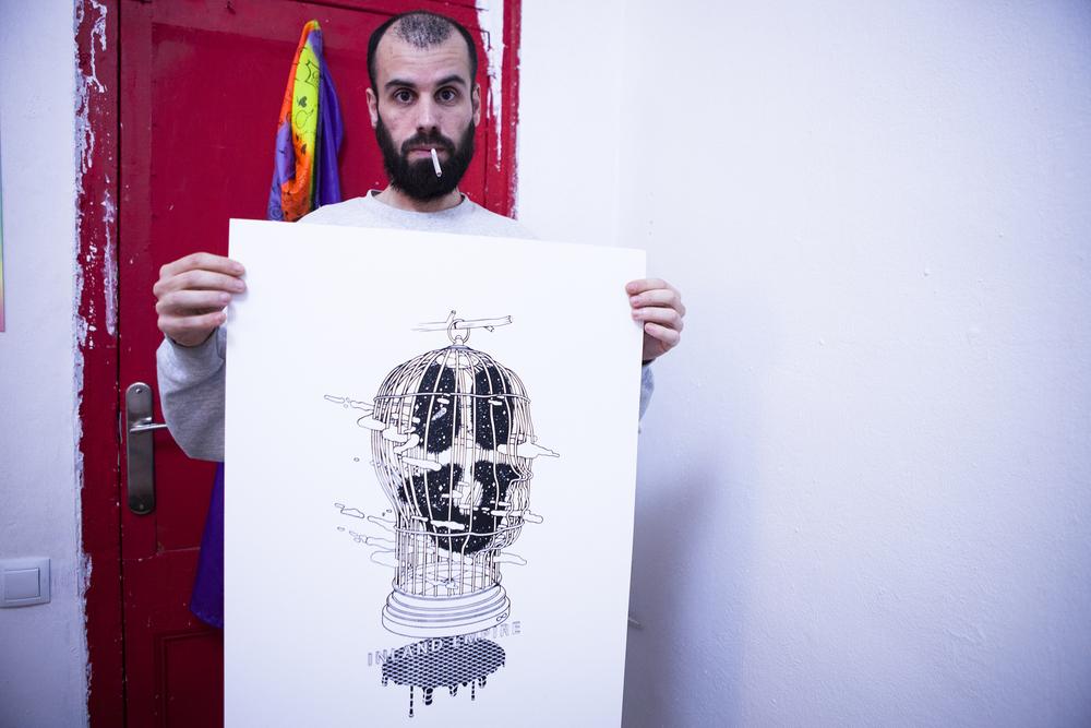 Tayone Visual Artist - Barcelona