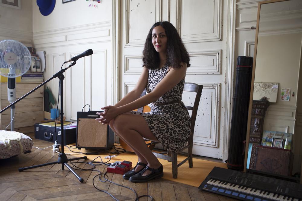 Sarah Maison Musician - Paris