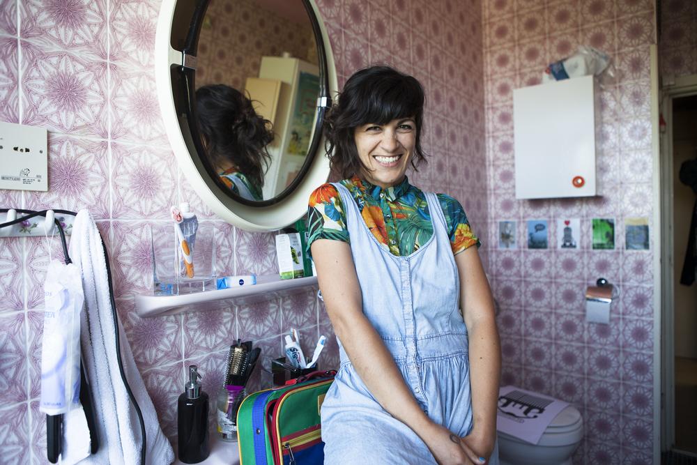 Aniuska But Hairdresser - Amsterdam