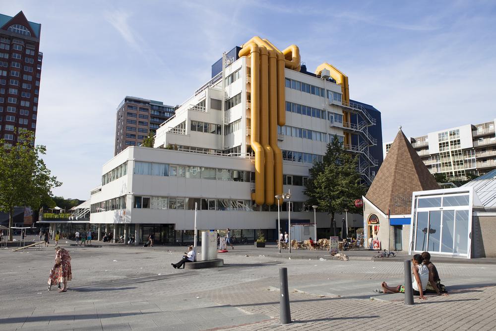Rotterdam City    -A Walk-