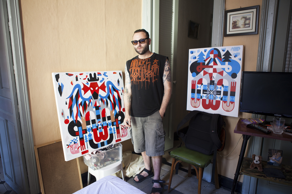 Keis Lozano Painter-Barcelona