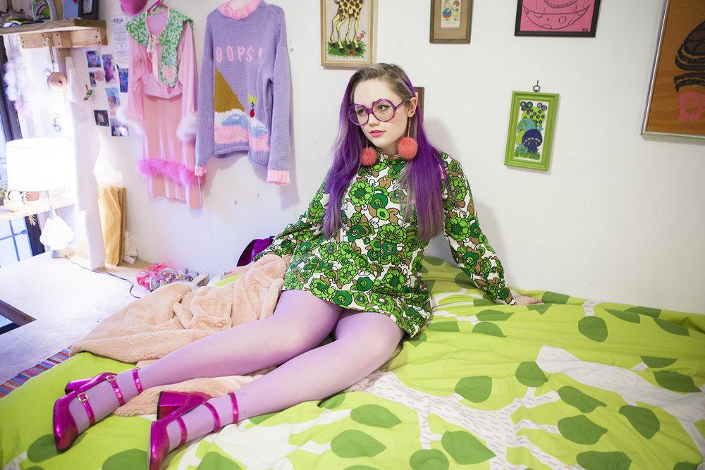 Megan O´Cain Fashion Designer - New York