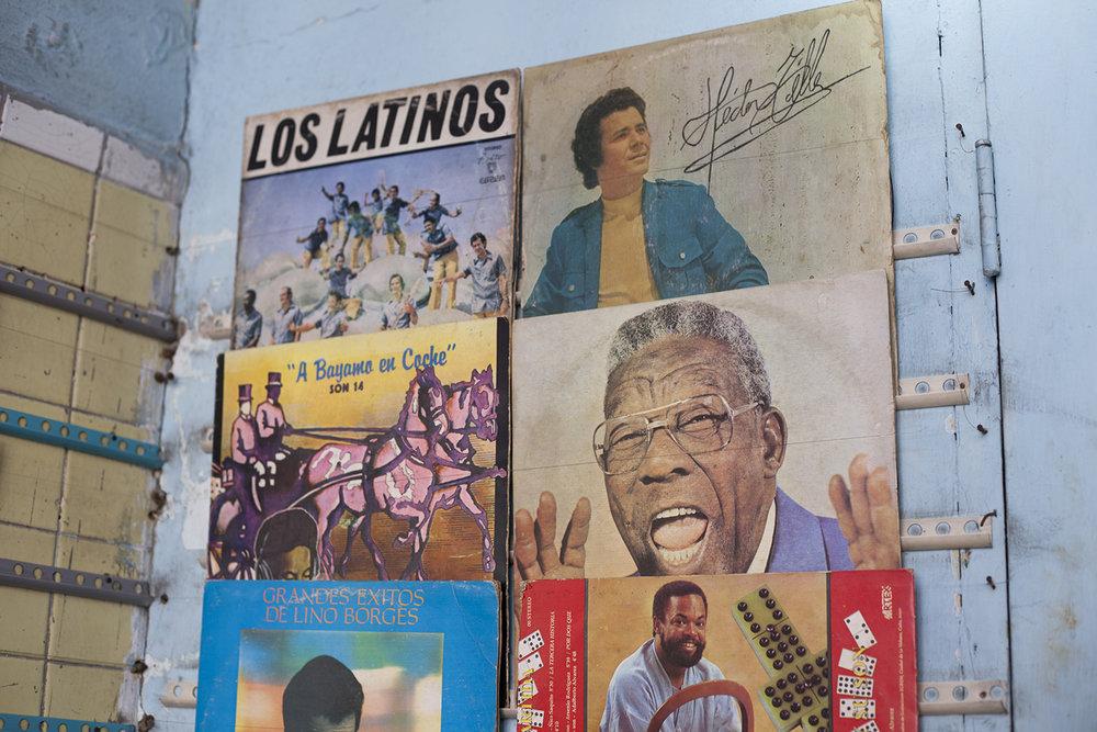 Record Store La Habana