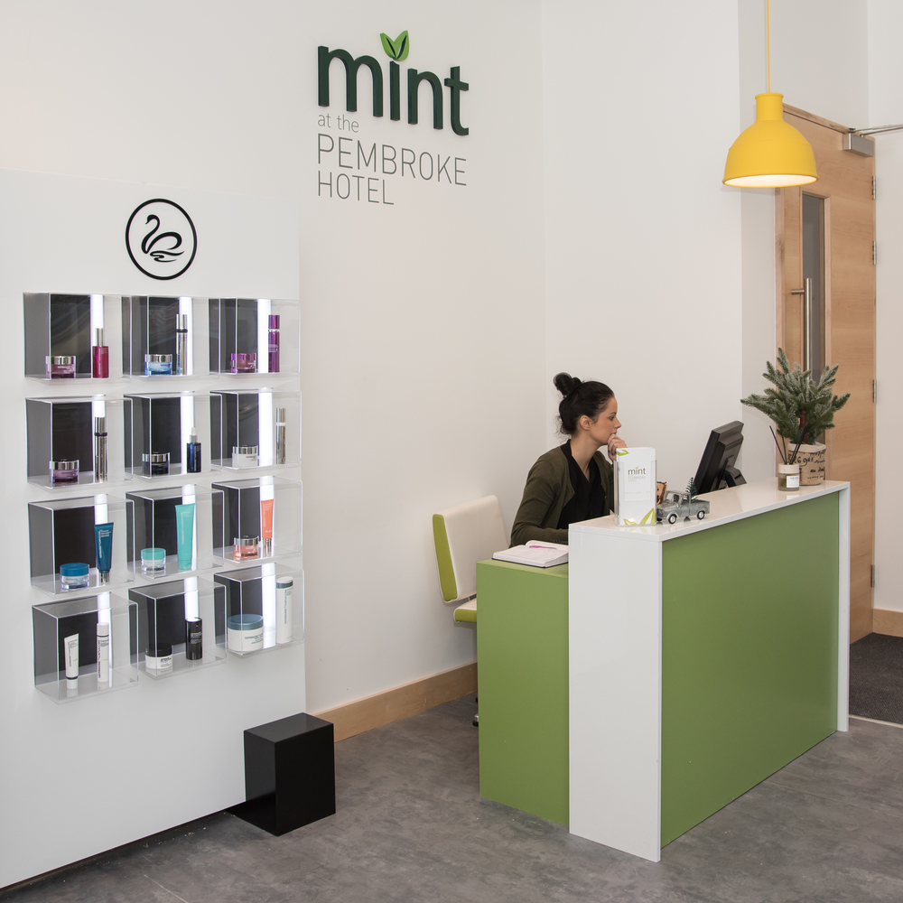 Mint Reception