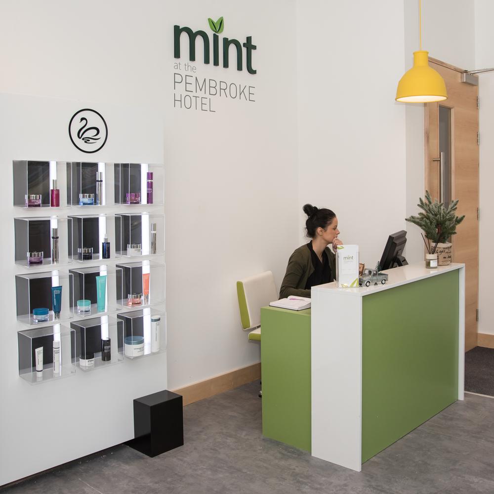 Mint Reception